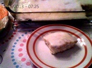 Cinnamon Buttermilk Breakfast Cake Recipe