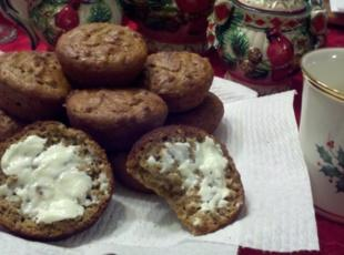 Tweaked All Bran Muffins Recipe