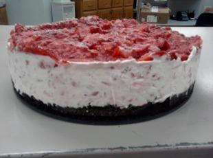 Strawberry Whipped Delight Recipe