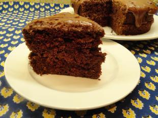 Jan's Grandmothers Puerto Rican Chocolate Cake Recipe