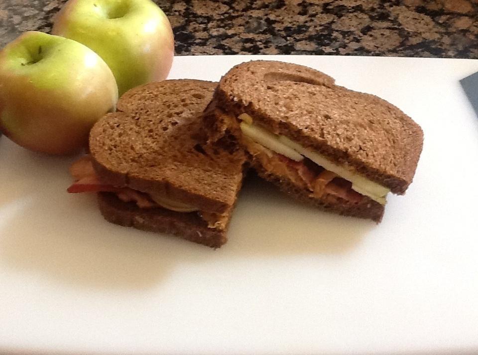 Elvis Eats An Apple Peanut Butter Sandwich Recipe | Just A ...