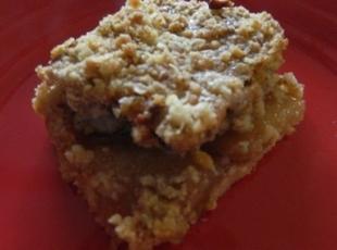 Apple Streusel Cobbler Recipe