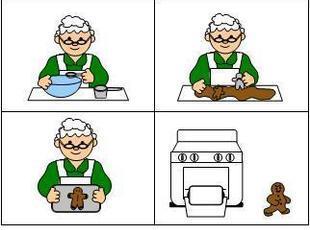 Grandma's Old Time Gingerbread Boys Recipe