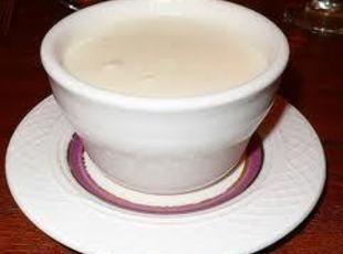 ORIGINAL AYRE'S TEAROOM CHICKEN VELVET SOUP Recipe
