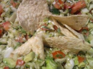Cabbage Salsa Recipe