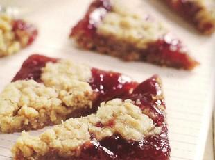 PB&J bars from The Fat Witch Bakery Recipe
