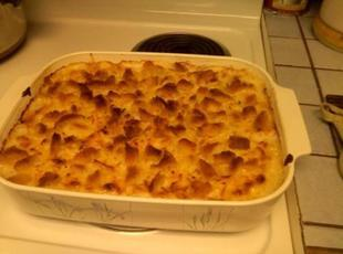Macaroni & Cheese Comfort Bake Recipe