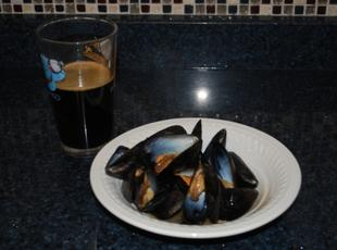 Mussels with Guinness Butter Recipe