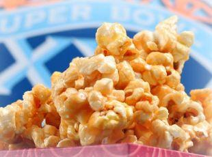 Easy Microwave Caramel Popcorn Recipe