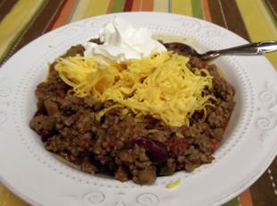 Sweet and Spicy Chili Recipe