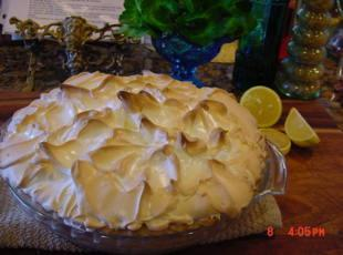 BONNIE'S LEMON MERINGUE PIE Recipe
