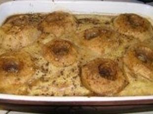 Birds' Nest Pudding Recipe