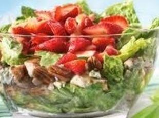 Susan's Chicken Pecan Layered Salad Recipe