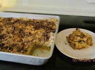 Pumpkin Dump Cake by Rose