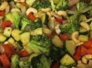 Chinese Stir-Fry Vegetables Recipe
