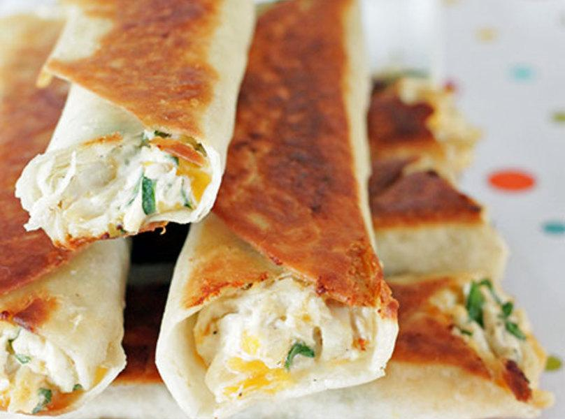 Chubby Chicken And Cream Cheese Taquitos Recipes — Dishmaps