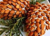 Holiday Pine Cone Cheeseball Recipe