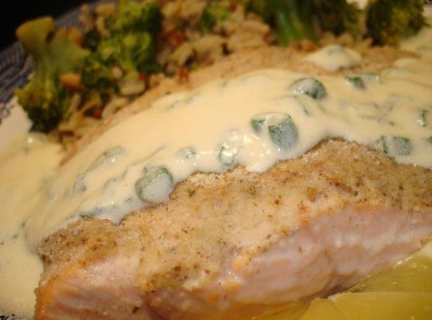 ... With Chardonnay Chive Butter Sauce Recipe | Just A Pinch Recipes
