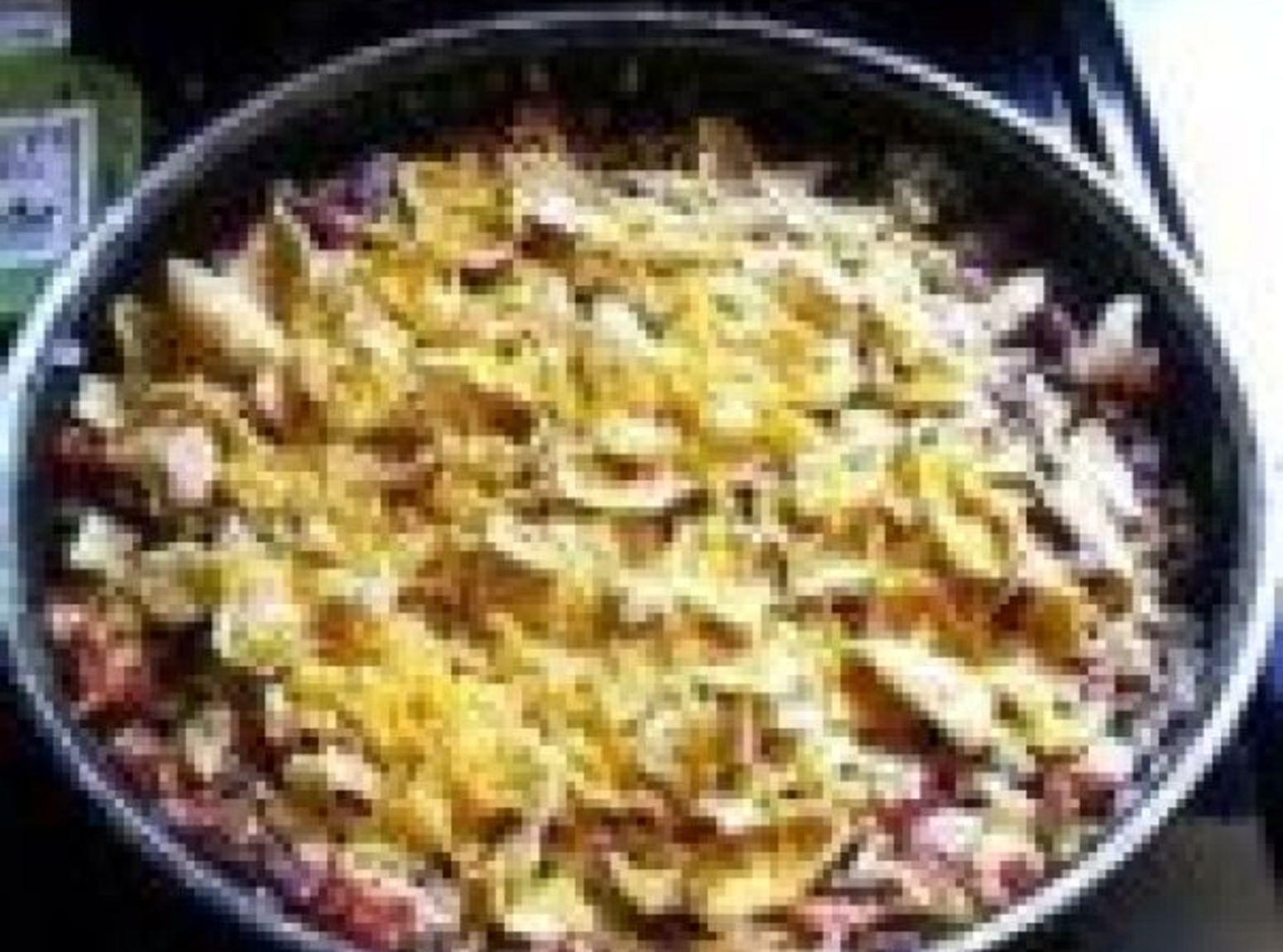Southwest Skillet Dinner II Recipe
