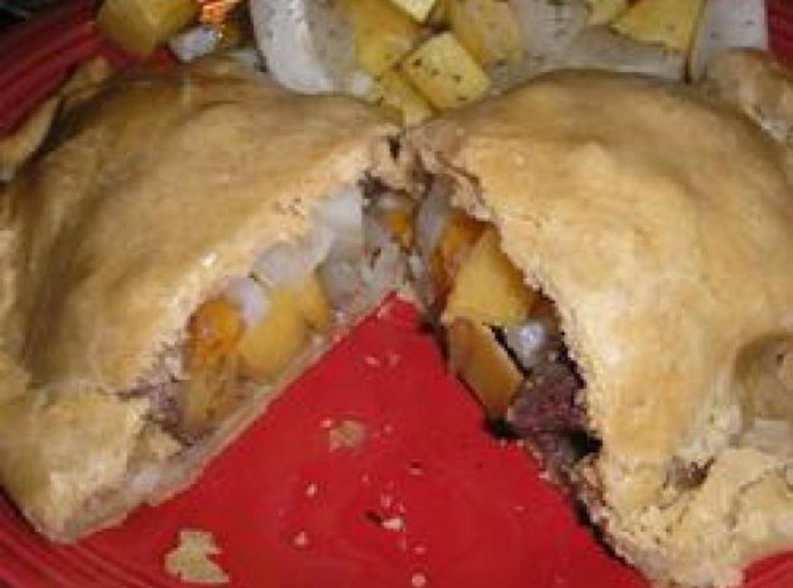 Traditional Yooper Pasties Recipe
