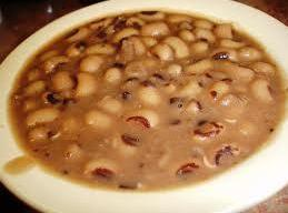 Hog Jowl and Black Eyed Peas Recipe