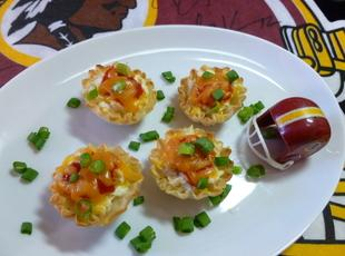 Buffalo Chicken Mini Bites Recipe