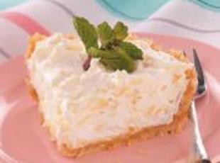 Pineapple Cream Cheese Pie - Steph Recipe
