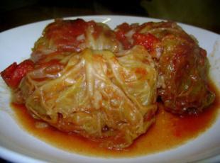 Polish Cabbage Rolls-Golabki Recipe