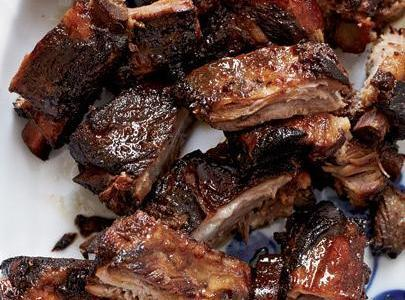 Honey Glazed Pork Spareribs Recipe