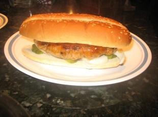 Copycat McDonald's McRib Sandwich Recipe