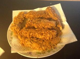 KFC CHICKEN FLOUR MIX!!