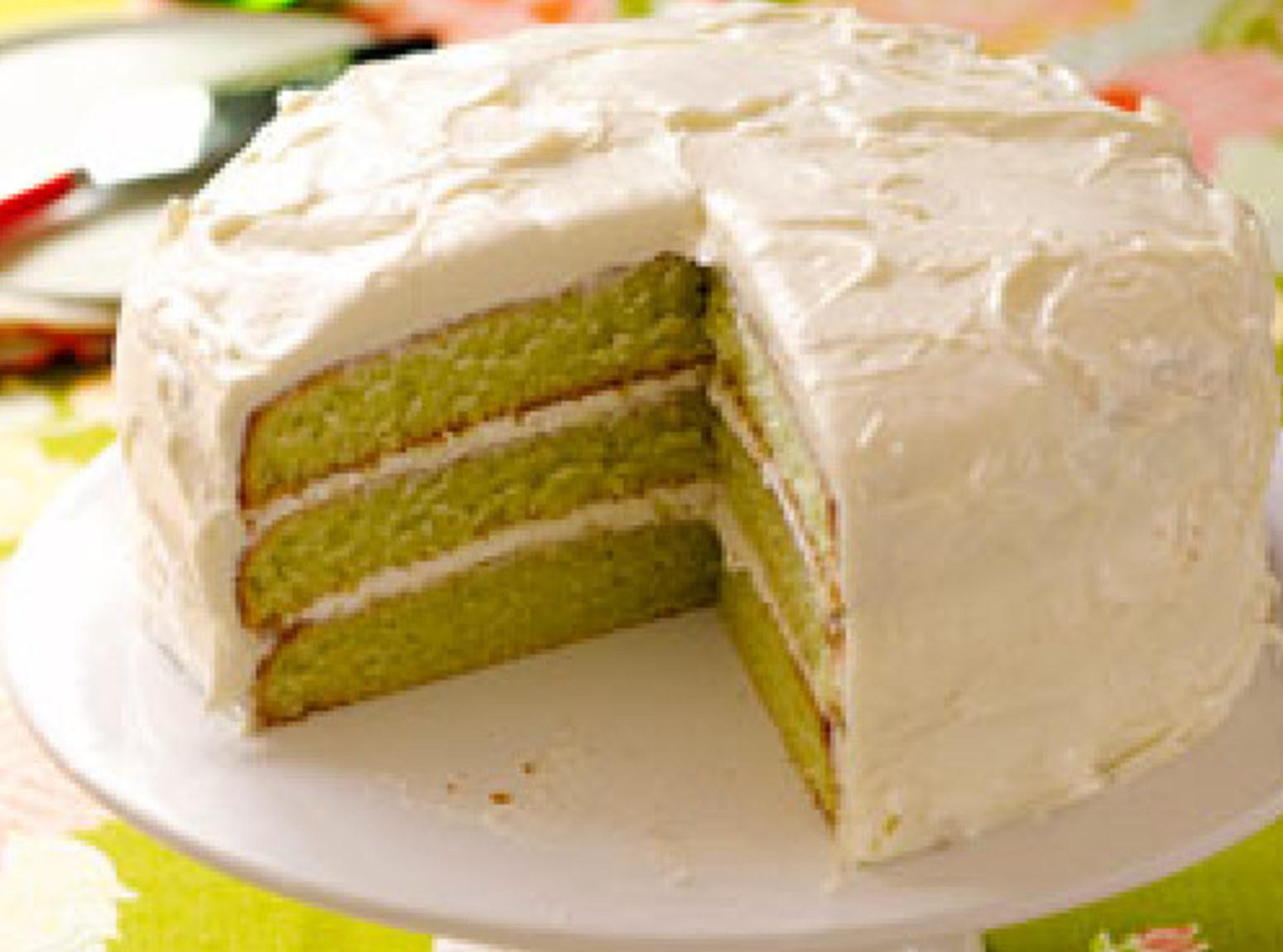 Key Lime Cake Recipe 4 | Just A Pinch Recipes