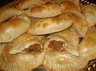 Cuban Empanadas, Cuban Meat Pies, Empandas Cubanas Recipe