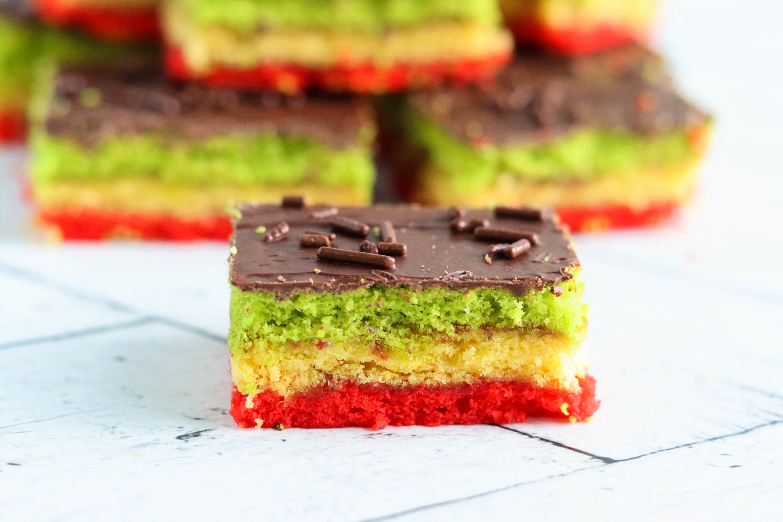 Rainbow Cookies Recipe