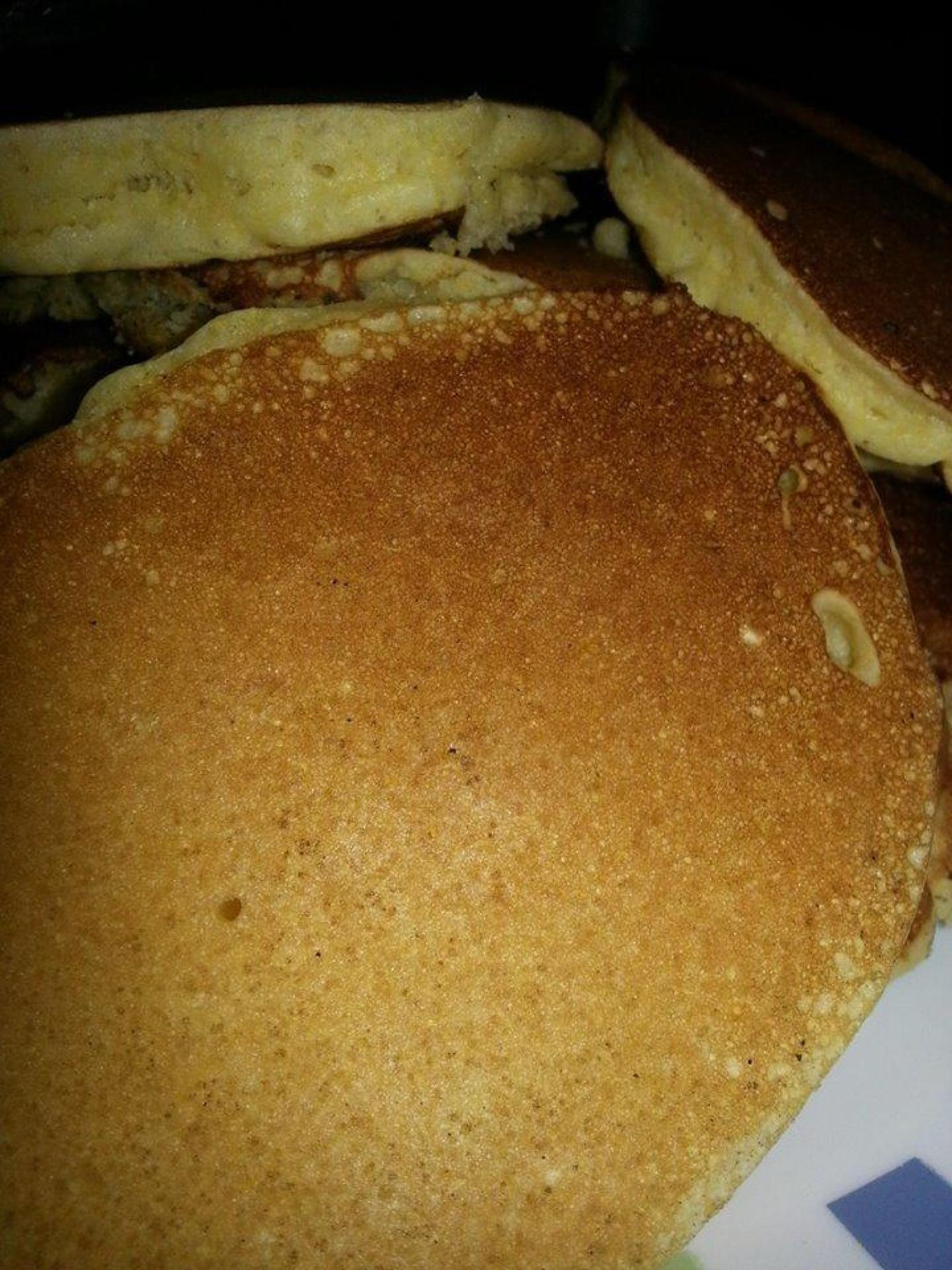 Old Time Flapjacks Recipe