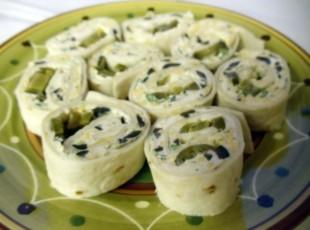 Mexican Pinwheels Recipe