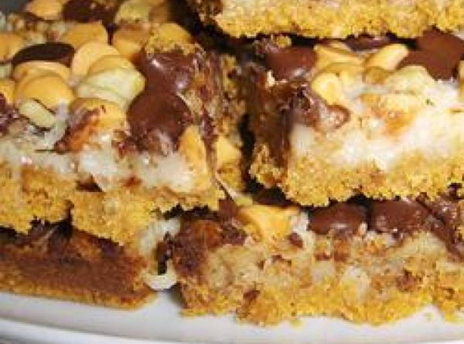 Magic Cookie Bars Recipe