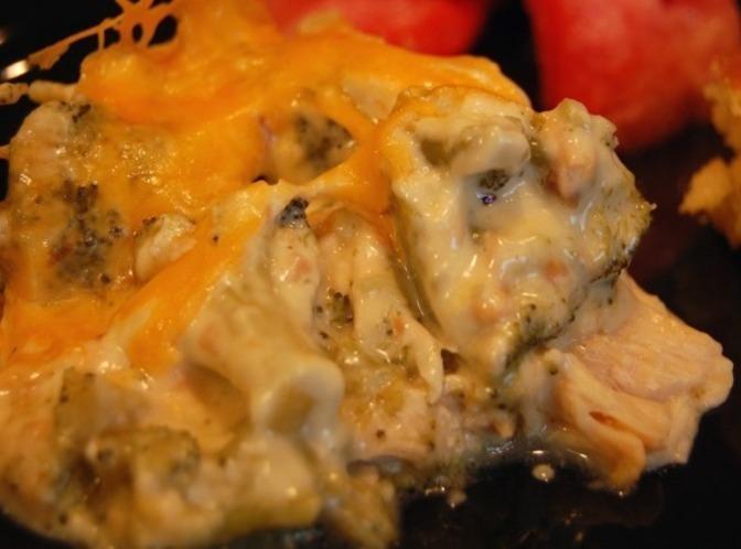 Crock Pot Chicken Divan Recipe