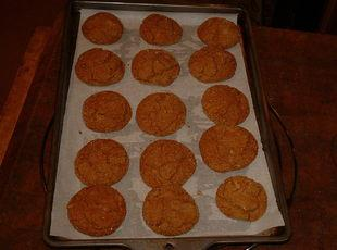 Ginger Cookies Recipe
