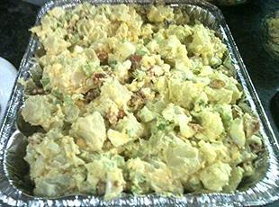 Southern Style Potato Salad Recipe