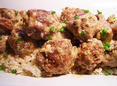 Swedish Meatball Bake Casserole Recipe | Just A Pinch Recipes