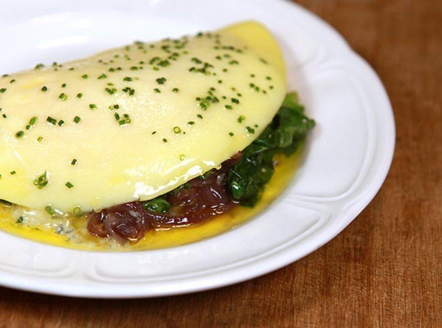 Omelet 'Du Jour' Recipe