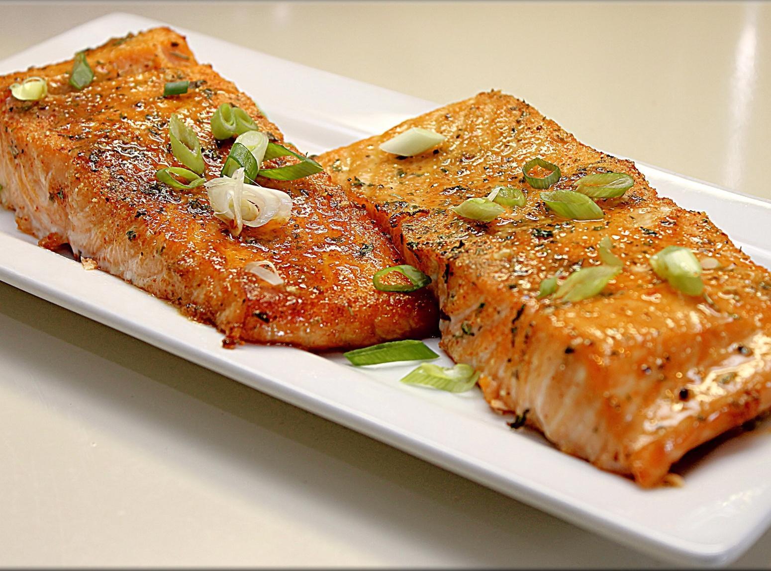 Honey Chipotle Salmon Recipe