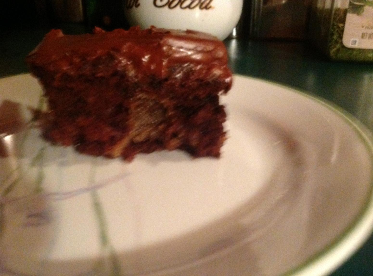 Funny Bone Cake Recipe
