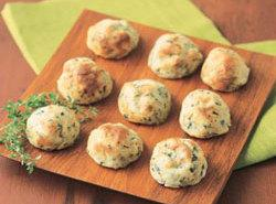 Idaho Potato Spinach Balls Recipe | Just A Pinch Recipes
