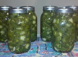 Pickled Jalapeno Rings Recipe