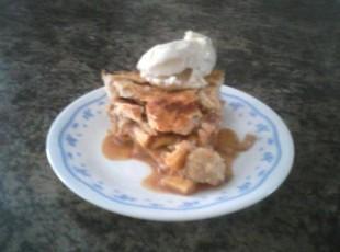 Dutch Carmel Apple Pie Recipe