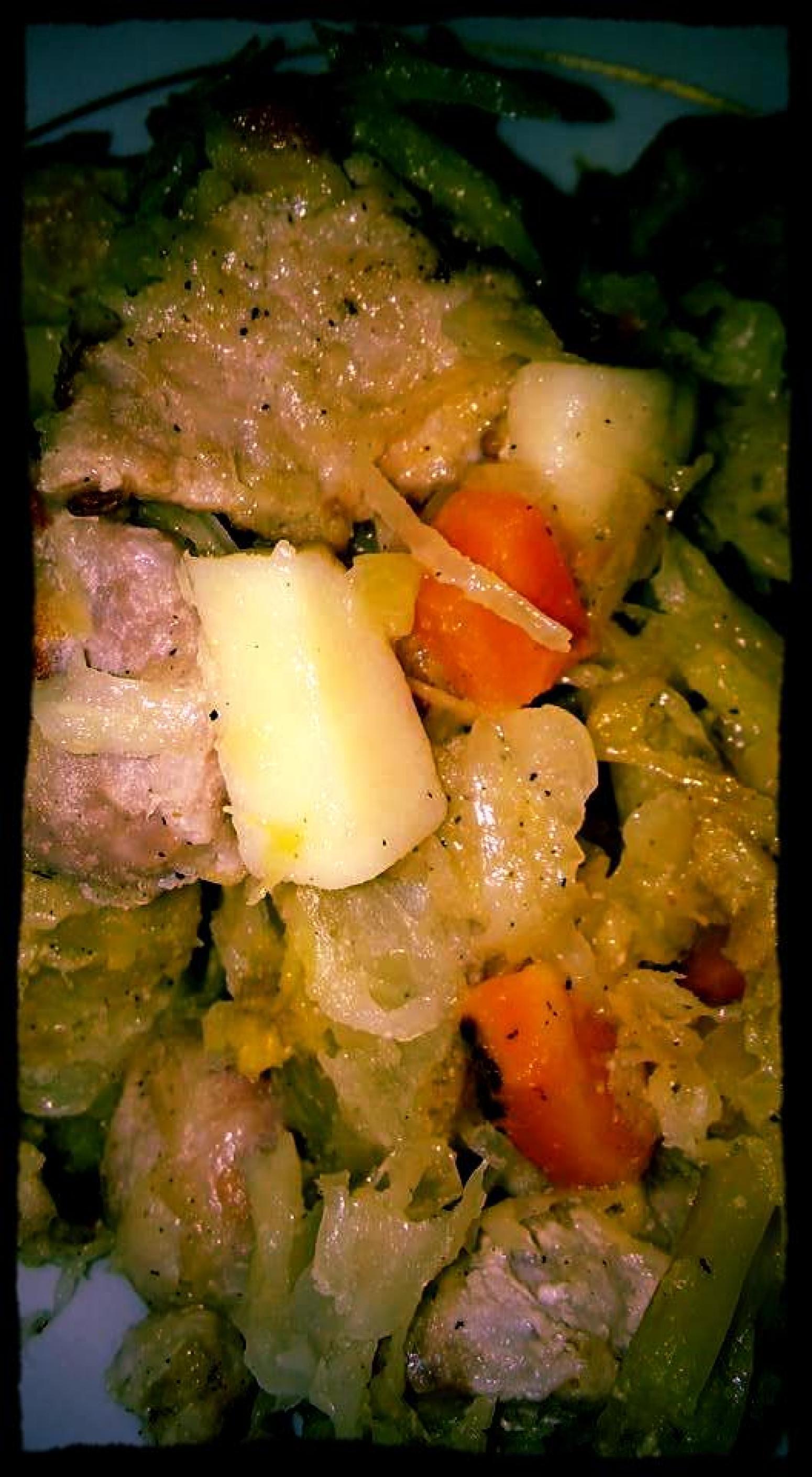 Polish Sauerkraut Recipe