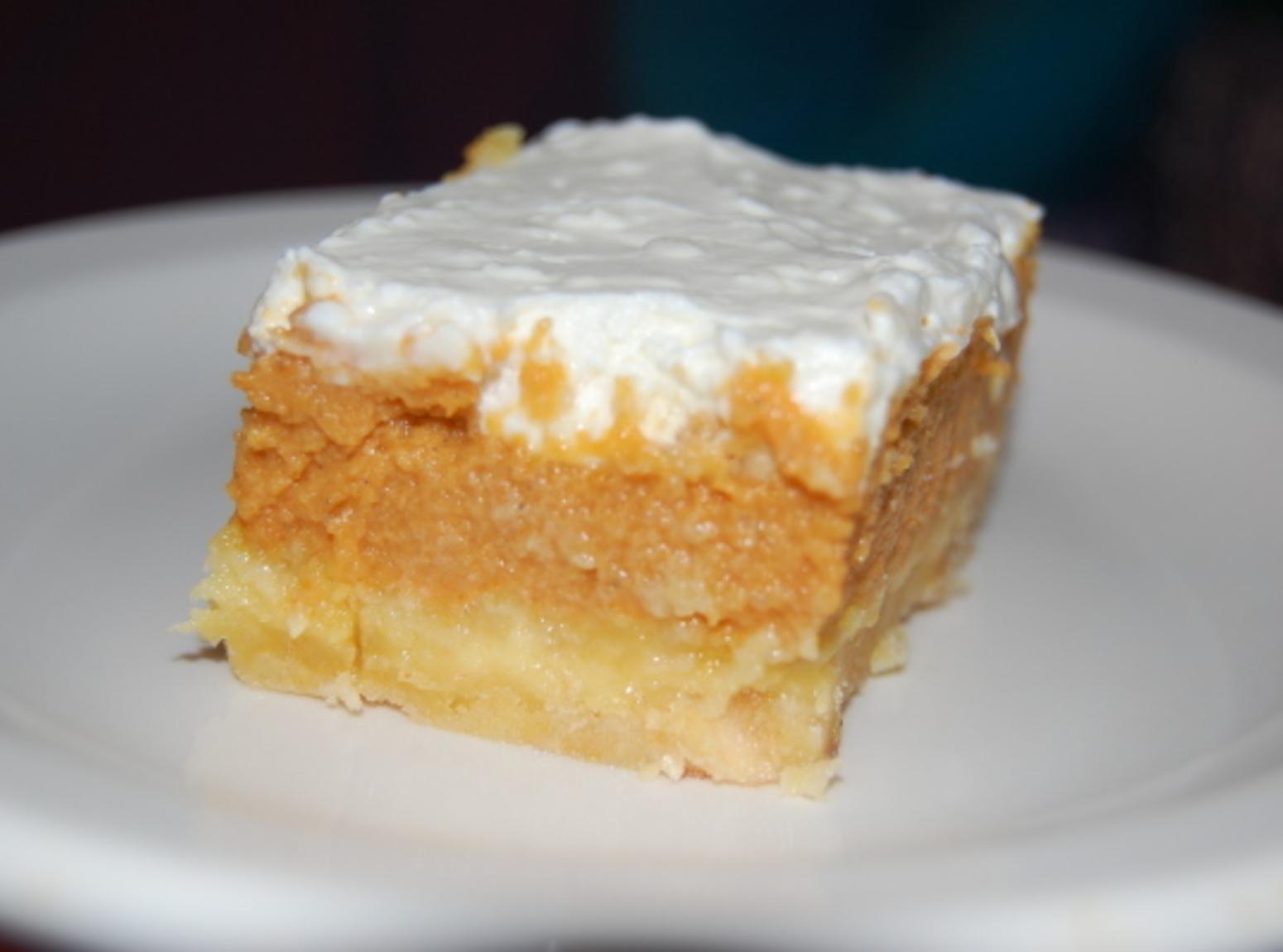 JUJU'S PUMPKIN CRUNCH CAKE Recipe | Just A Pinch Recipes