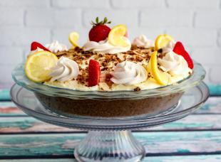 Lemon Crunch Dessert Recipe